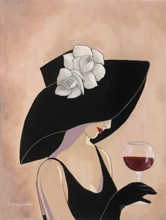 WITH CABERNET  BY LORRAINE DELL WOOD. TO SEE MORE GREAT IMAGES, VISIT www.lailas.com