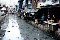 TOPSHOT-INDONESIA-ENVIRONMENT-POLLUTION - Goh Chai Hin/AFP/Getty Images