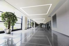 PHANTOM - PHANTOM MAXI Systems of trimless LED linear fixtures to be recessed into plasterboard false ceilings and walls. Extruded aluminum profile, white finish. Systems are composed of linear fixtures available in different lengths (see table) complete with LED circuits and onboard converter. To be ordered separately: polycarbonate end pieces, joints and methacrylate diffuser. Two light tones available: 3000K and 4000K; dimmable options upon request.