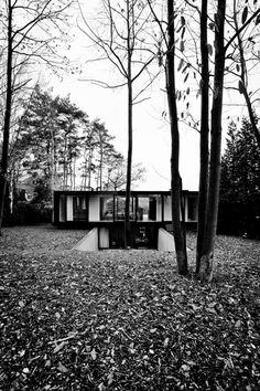Architectuurfotografie & interieurfotografie / Cafeine / Thomas De Bruyne.
