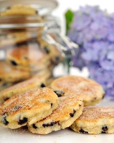 Happy St Davids Day! Celebrate with a plateful of these gorgeous Welsh cakes. Warm from the pan they are delicious and so easy to make. Recipe link in profile from fellow Foodwriters and friend @gilli.cliff Yum. . . . . . . . . .#stdavidsday #welshcakes #welshrecipes #homebaking #griddlecooking #afternoontea #freshfromthepan  #foodwriting #thespruceeats  #foodwriter #elainelemm #onmytable #lemmonfood #lovemyjob  #cookerywriter  #pinthis  l