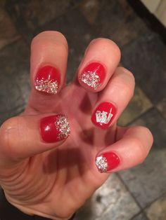 Wisconsin Badgers Nails