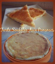 Tarte Soufflée Aux Pommes Si vous en avez marre de la tarte aux pommes classique : Essayez cette version aux pommes râpées, c'est un délice ! Réalisée avec la farine de caroube de mon partenaire : http://www.leprestigecretois.fr/ https://www.facebook.com/LePrestigeCretois...