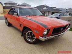 1972 Holden HQ SS V8 253 Manual (Suit HG HJ HK HZ) #holden #forsale #australia