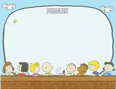 1000+ images about Peanuts Gang: Class Clip Art ...