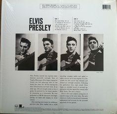 Presley, Elvis - Elvis Presley (LP)
