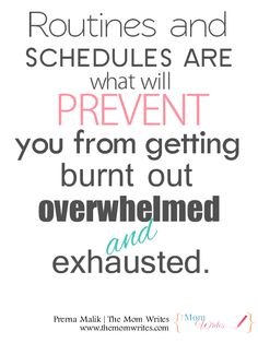 Yes!! Learn how to set up systems and routines to make them work for you!! #wahm #momentrepreneur #workathomemom