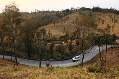 Beautiful hillside surrounding Thenzawl are a favourite place for picnics. #Mizoram
