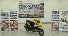 Yamaha berikan diskon pembelian Mio M3 dari 15-17 Agustus 2015