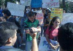 Fuerte repudio a la presencia de Mauricio Macri en Resistencia