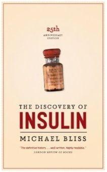 인슐린의 발견 | 310페이지 (저자와 직접 계약해야하는 타이틀) | 캐나다 토론토 대학의 명옉교수인 마이클 블리스는 저명한 의학 저널리스트다. 이 책은 1920년 캐나다의 과학자가 발견한 인슐린에 대한 흥미진진한 이야기를 담고 있다. 인슐린을 발견한 프레드릭 밴팅에게 노벨상을 수여하기전에 노벨상 커미티의 비밀문서, 인슐린이 발견되기전까지 당뇨병 치료역사등 논픽션이지만 한편의 소설로 읽힐 수 있도록 쓰여졌다. 의학역사, 당뇨병, 의학 스캔달, 가쉽에 관심있는 모든 사람들이 재미있게 읽고 알찬 정보도 얻을 수 있다.