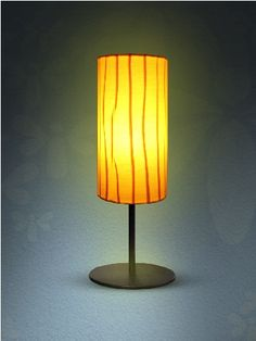 Colourful shoji paper floor lamp lights lamps homedecor sunshine boulevard plain black metal stand with orange pleated shade lights lamps lighting mozeypictures Gallery
