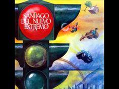 en mi ciudad murió un día el sol de primavera...en mi ventana me fueron a avisar Santiago del Nuevo Extremo - A Mi Ciudad (1981) - (Album Completo)