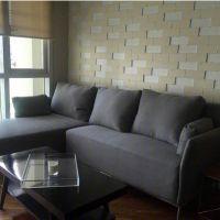 1 bedroom Apartment for rent in Manansala Rockwell, Makati Makati City, 1 Bedroom Apartment, Sofa, Couch, Property For Rent, Bathroom Flooring, Furniture, Home Decor, Settee