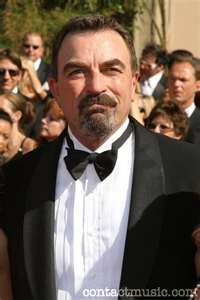 Tom Selleck...just gets more handsome w/ time! :)