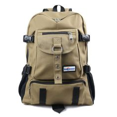 Stylish canvas backpacks, handy for your next day out. http://bit.ly/2uJ08LA