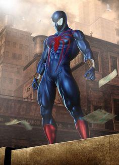35 nuevas ilustraciones de Spiderman increíbles y noticias de censura en este Halloween 2012