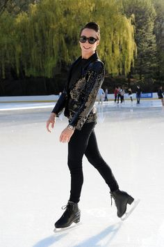 images of johnny weir | Johnny Weir Figure skater Johnny Weir attends the Figure Skating in ...