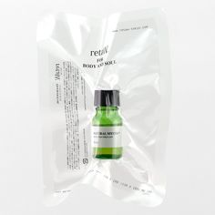 room oil NATURAL MYSTIC* | retaW Vacuum Packaging, Bottle Packaging, Cosmetic Packaging, Beauty Packaging, Brand Packaging, Cover Design, Graphic Design, Makeup Package, Wrapping