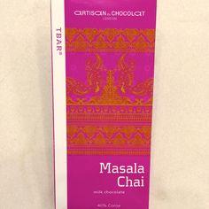 MASALA CHAI 40% Bar
