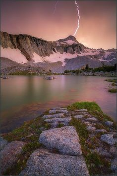 Eagle Cap Wilderness - Eastern Oregon.  Part of the Wallowa Mtns...my favorite…
