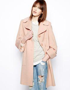Oversized Princess Coat