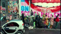 the zero theorem sifir teorisi Ben Whishaw, Terry Gilliam, Christoph Waltz, Beat Em Up, Matt Damon, Film Posters, Cops, Kitsch, Cyberpunk