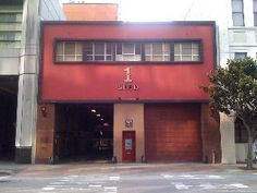 San Francisco Fire Department - Station 1
