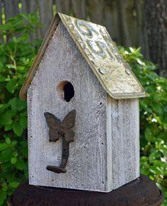 Rustic Birdhouse -