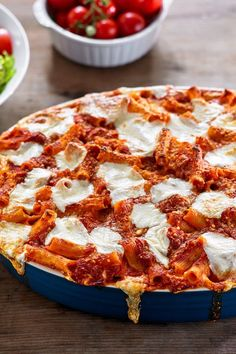 NYT Cooking: This baked ziti is layered almost like a lasagna to ensure every bite has enough creamy ricotta, stringy mozzarella and tangy tomato sauce. But the key to its success comes from undercooking the pasta during the initial boil so it stays perfectly al dente, even after a trip to the oven. Heavy cream is added to prevent the ricotta from becoming grainy or dry during baking, letting it be its most...