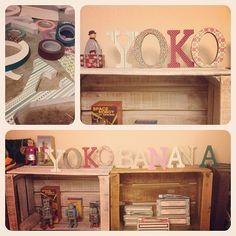 Na lojo Yoko Banana - Cuenca (Espanha) Banana, Yoko, Liquor Cabinet, Amp, Studio, Storage, Furniture, Shopping, Home Decor