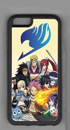 L@@K! Fairy Tail Anime cell phone case iPhone iPod Samsung   eBay