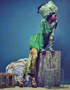 Три фотосессии: от 'tribal' до классического гламура / фотосессии в стиле гламур