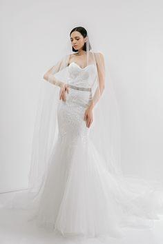 wedding dresses 2018 Noel Collection. APHRODITE SS18016