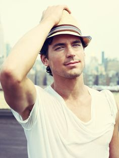 Max Bomer is the only reason why I started watching White Collar.