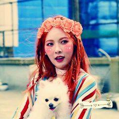Icon Hyuna