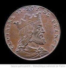 Clotaire II (Mérovingiens) dit le Jeune, né en mai1 584, mort le 18 octobre 629, est roi de Neustrie de 584 à 613 et roi des Francs de 613 à 629, après la conquête du royaume d'Austrasie et du royaume de Bourgogne.