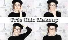 (ENG)Tres Chic Makeup - Trang điểm theo phong cách Quý cô Pháp | Tina'sB...