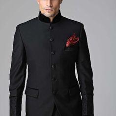 bandhgala | Suits Inspiration for Weddings: The Ultimate Wedding Inspiration. | SayShaadi.com