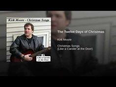 The Twelve Days of Christmas Caroler, Twelve Days Of Christmas, Songs, Youtube, Song Books, Youtubers, Youtube Movies