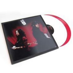 The White Stripes: Get Behind Me Satan (Colored 180g Vinyl) Vinyl 2LP (Record…