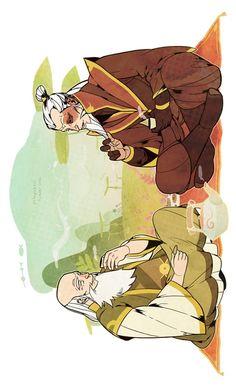 Zuko and Iroh. - Zuko and Iroh. Avatar Aang, Avatar Airbender, Avatar Legend Of Aang, Team Avatar, Legend Of Korra, Iroh, The Last Avatar, Arte Ninja, Disney Babys