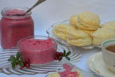 Lingonberry Curd