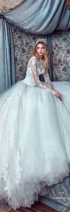 Bridal | Galia Lahav Spring, Summer 'Le Secret Royal' Wedding Collection