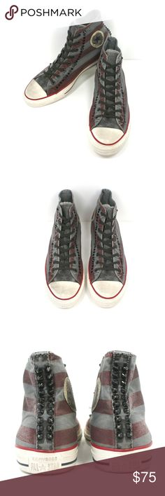 5adda88ade30 Converse Chuck Taylor Washed Canvas Hi Turtledove 100% Authentic - New -  Without Box Converse