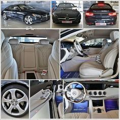 Mercedes Benz S550 4matic is very elegance as it is and has seamless engine/transmission with enough safety gadgets to save any driver from themselves. #MercedesBenz #S550 #4matic #DarkBluExterior #BeigeInterior #2015MY #Coupe #LuxuryCar #AmericanSpecs #WithWarranty