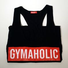 It's more than a hobby, it's a lifestyle.  Gymaholic Original Stringer  Get yours: https://www.gymaholic.co/store