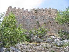 Jaén Albanchez de Mágina castillo
