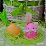 Bunny Easter Eggs |It's Overflowing