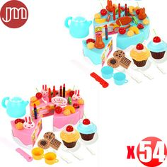 Find More Kitchen Toys Information about New 54 PCS Kids Pretend Play Cakes Kitchen Toys Fruits Happy Birthday Cookies Biscuits Cutting Knife Educational Learning Tools,High Quality biscuit packet,China toy sex Suppliers, Cheap biscuit cookie from M&J Toys Global Trading Co.,Ltd on Aliexpress.com